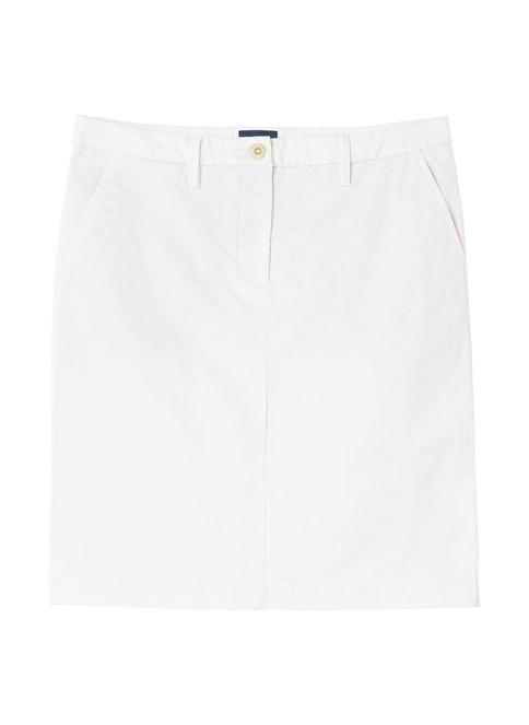 Gant Kısa Etek Beyaz